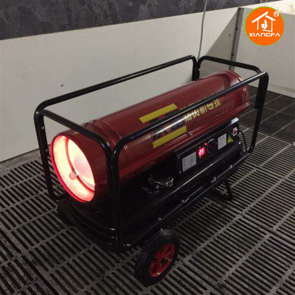 Heater stove for poultry farms